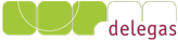 delegas – kai michael schlapp Logo